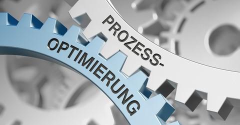 prozess optimierung / Cogwheel